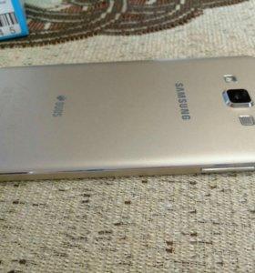 Samsung Galaxy A700FD A7 Dual SIM Gold PCT