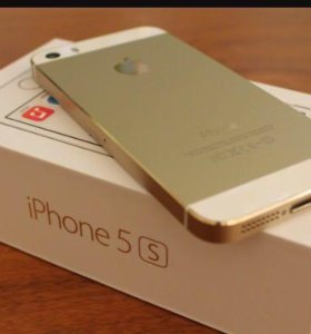 👑iPhone 5s gold 16g👑