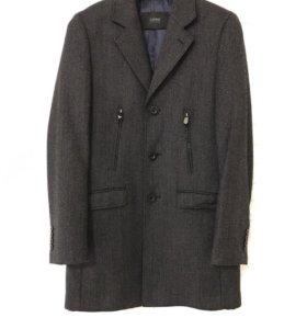 Шерстяное мужское пальто Esprit