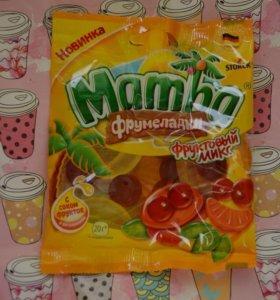 Мармелад Mamba-новинка
