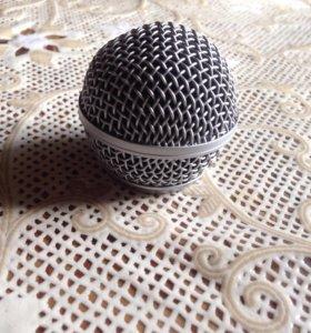 Защита насадка на микрофон