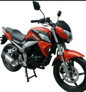 Мотоцикл Raiser 250