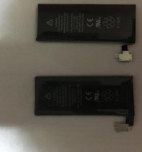 АКБ для iPhone 4/4S