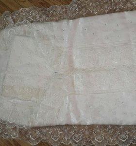 Конверт и крестильный набор