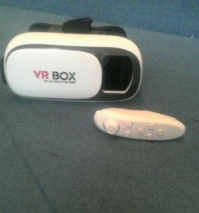 VR BOX, очки виртуальной реальности