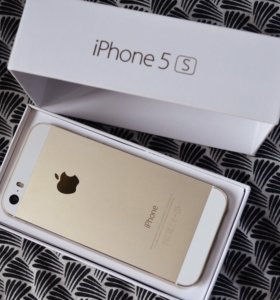 iPhone 5s Gold 📱