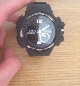 Часы CASIO G-SHOCK WR30M