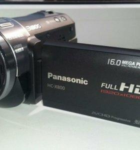 Продам новую камеру Panasonic HC-X800
