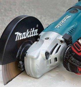 Болгарка Makita (230 mm) диск в подарок 🎁