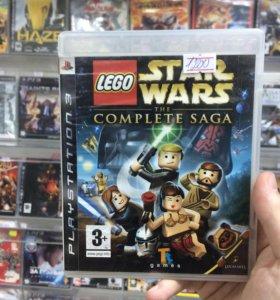 LEGO Star Wars complete saga для ps3