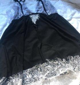 Новый Пеньюар ночная одежда