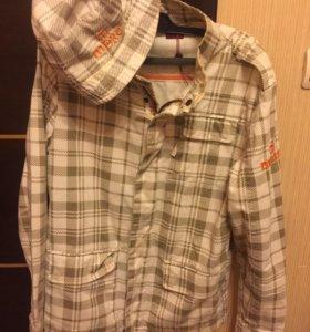 Куртка - пиджак. MERC + панама
