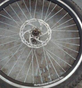 Колесо для велосипеда 24*2.30