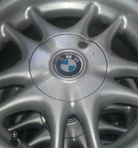 Зимнии колёса на BMW