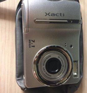 Фотоаппарат Sanyo optical 3x zoom s70