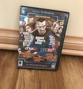 GTA-компьютерная игра