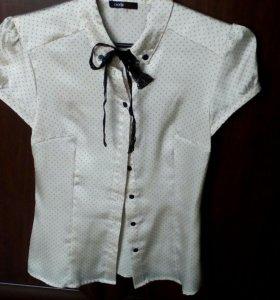 Блузка шелковая Oggi
