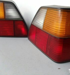 2 задних фонаря от volkswagen Golv2