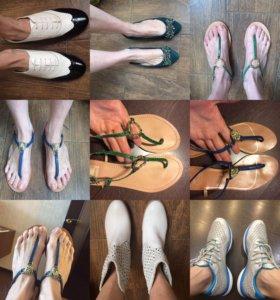 Распродажа брендовой обуви