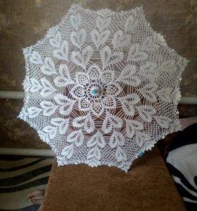 Ажурный зонт
