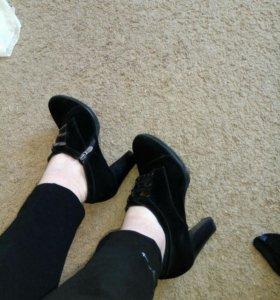 Полу-ботиночки