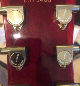 Гитара Greco les Paul super sound custom