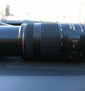Canon 70-300 mm EF 1:4-5.6 IS USM