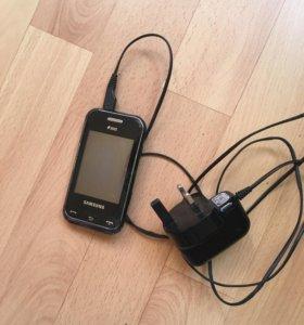 Телефон samsung на запчасти может и работает