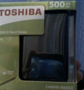 Переносной Жесткий диск 500GB