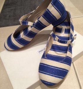 Новые яркие туфли Dolce&Gabbana (оригинал)