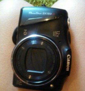 Фотоапарат Canon PowerShon SX 150IS