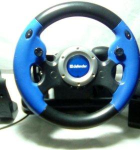 Игровой руль Challenge Turbo