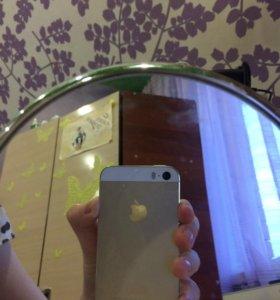 Айфон 5s 16гб золотой