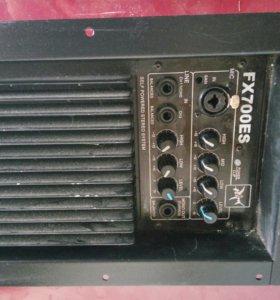 ParkAudio FX700ES Усилительный модуль