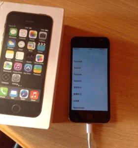iPhone 5s 16 гб обмен по предложению