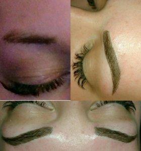Перманентной макияж
