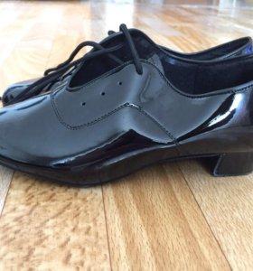 Туфли Латина 39 лак
