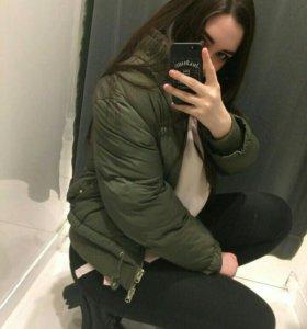 Куртка Topshop пуховик