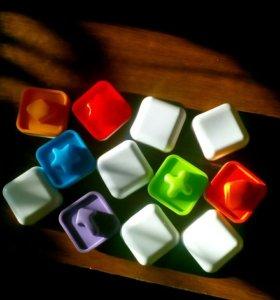 Пазл кубик.