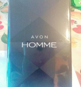 Мужская Туалетная вода Avon Homme
