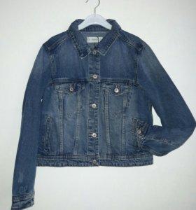Новая джинсовая куртка Mango р. 44-46 на рост 165