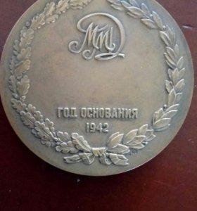 2 бронзовые медали