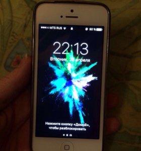 iPhone 5,16гб