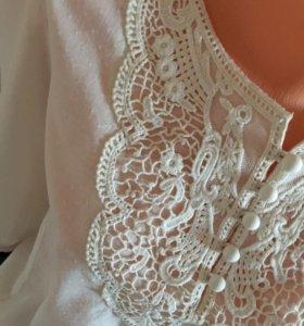 Новая Рубашка/блузка фирменная