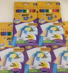 Карандаши BIC kids Aquacouleur