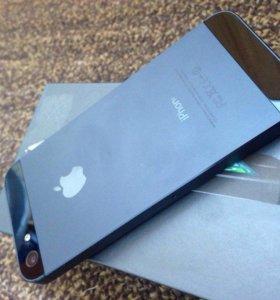 iPhone 5 16г. В отличном состоянии!!!