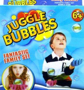 Мыльные пузыри не лопающиеся