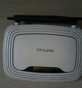 Роутер TP-LINK WR841N(ru)