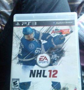NHL 12 на ps3