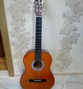Гитара классическая Amati MC-6500 B/N + чехол